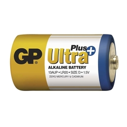 bat.alk.GP ULTRA+/1,5V/LR20/D